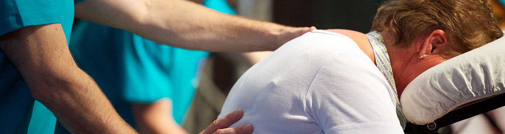 openlucht-massage